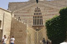 纳匝肋——耶稣的故乡。 离开阿克古城,驱车来到了纳匝勒。纳匝勒原本是座不起眼的小城,却因耶稣基督的缘