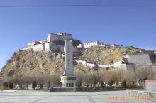 江孜宗山城堡