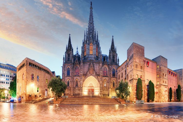 Barcelona Cathedral1
