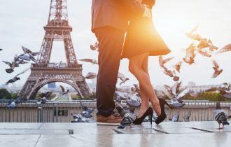 巴黎影视取景地