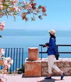 [陶尔米纳游记图片] 意大利西西里-云淡风轻的Taormina小镇