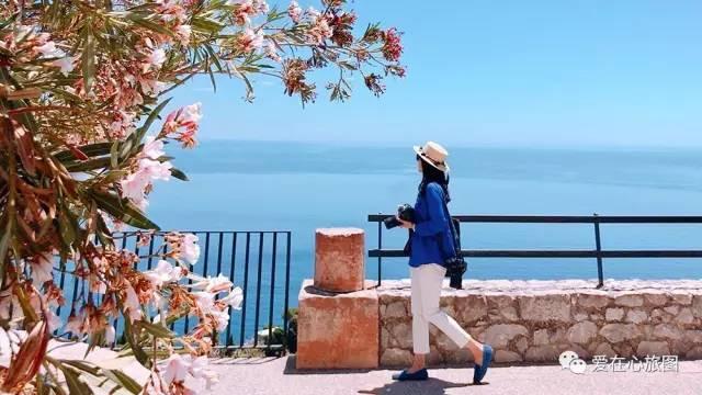 意大利西西里-云淡风轻的Taormina小镇