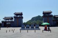 丹东——虎山长城