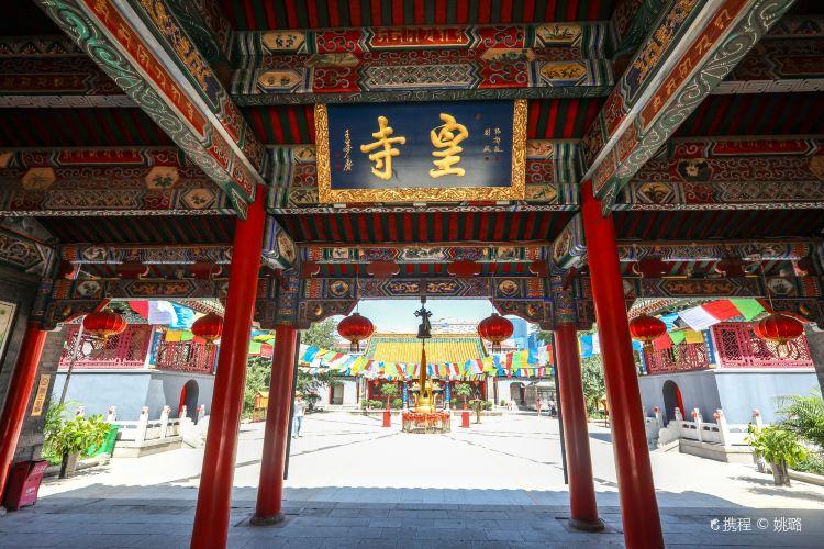 Shisheng Temple2