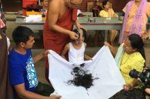 缅甸孩童集体出家仪式见闻
