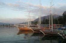 帆船之都--费特希耶。