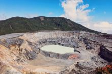 哥斯达黎加,火山丛林之国