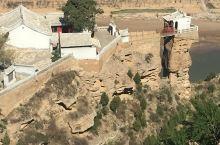 香炉寺——黄河绝壁上的寺院