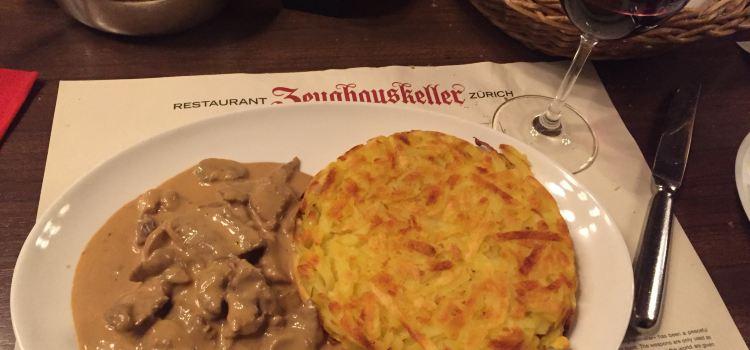 Restaurant Zeughauskeller3