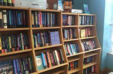 剑桥书店一角