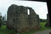 巴拿马老城废墟
