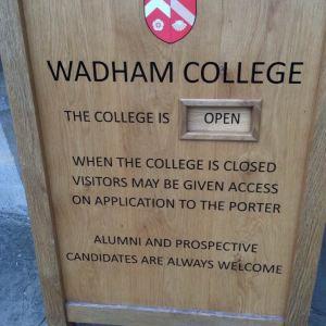 瓦德汉学院旅游景点攻略图