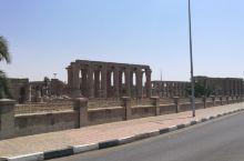 埃及卢克索神庙一瞥