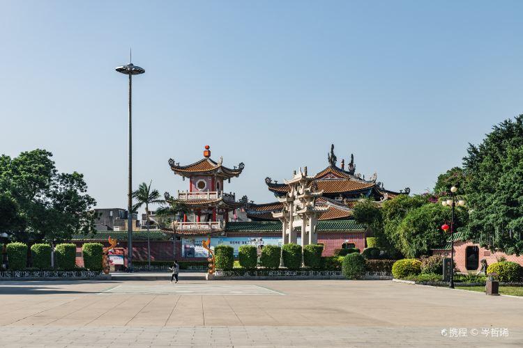Mt. Fengshan Temple Tourist Area1