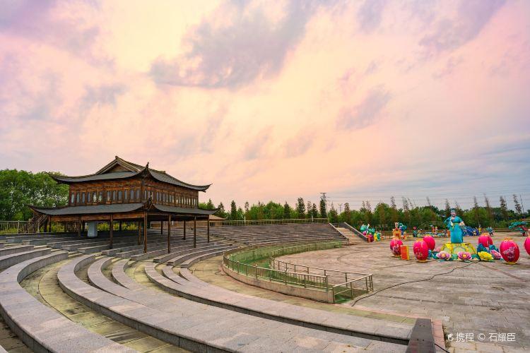Wujindang Scenic Area1