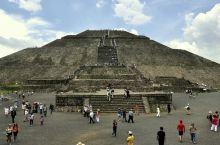 北美行(14)日月金字塔
