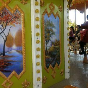 五龙山响水河主题乐园旅游景点攻略图