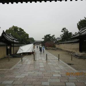 中宫寺旅游景点攻略图