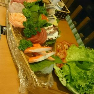 Oh! Sushi Bar旅游景点攻略图