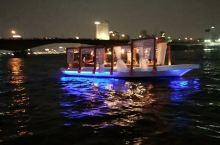尼罗河的晚上真漂亮