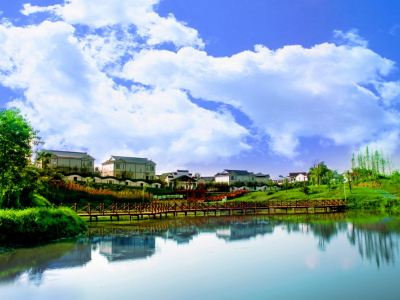 Baiping Feilong Town Tourism Resort