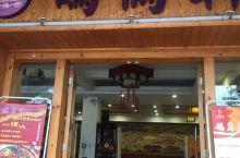 在中山石岐佬对面有一家低调的餐厅,但非常好吃。