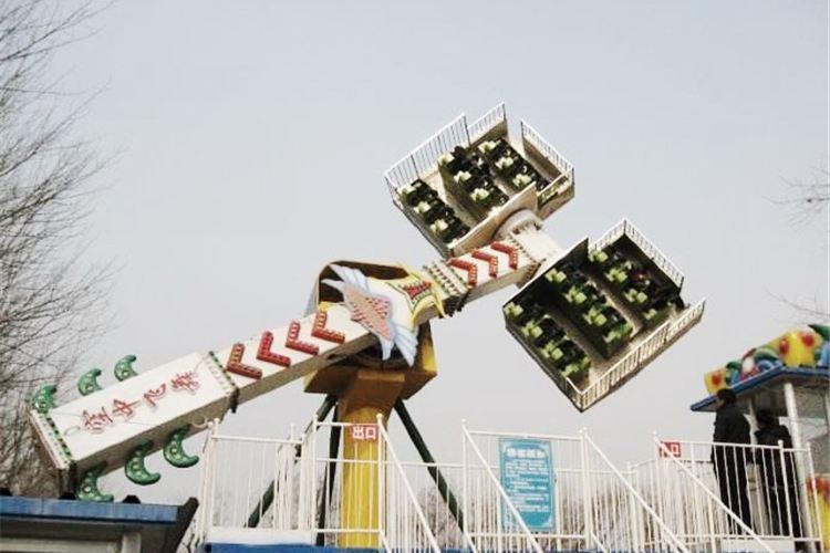 Luozhuang Shengneng Amusement Park4