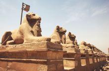 卢克索卡尔纳克神庙,卢克索神庙