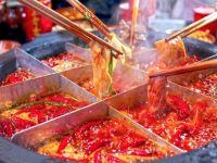 Analysis of hot pot dip sauce, Chongqing hot pot food record