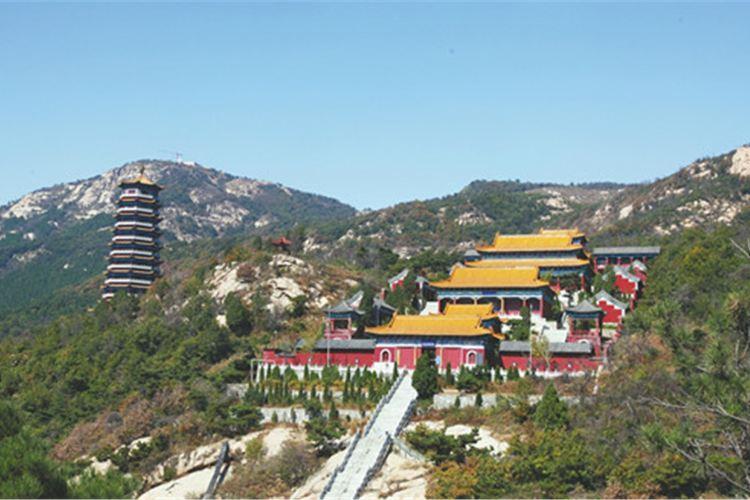 Dazhou Mountain Sceneic Area2