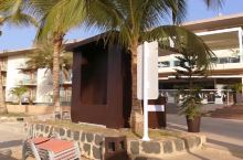 达喀尔TERROU-BI酒店的早晨