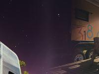 成都周辺でも部屋を車にして星空を見上げることができます。(親子旅行)