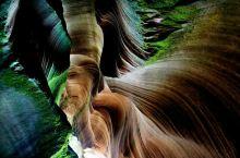 陕北最新发现一个处女大峡谷,仍未公开,比美国羚羊谷更惊艳奇绝