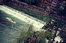 湘西凤凰古城的风景。