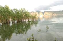 刘家峡黄河上游,清澈黄河水