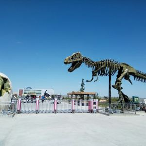 白垩纪恐龙地质公园旅游景点攻略图