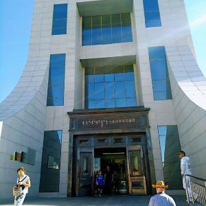二连浩特城市规划展厅旅游景点攻略图