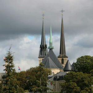 新明斯特大教堂旅游景点攻略图