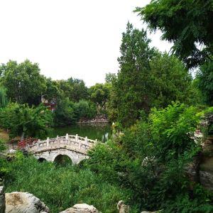 古莲花池旅游景点攻略图