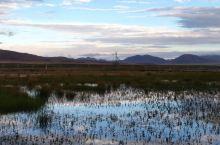 深秋的尕海湖