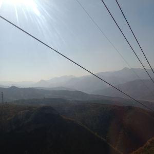 山西北岳恒山旅游景点攻略图
