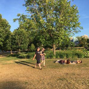市长山公园旅游景点攻略图
