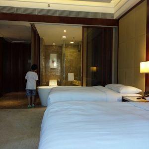 京蓟圣光万豪酒店·中餐厅旅游景点攻略图