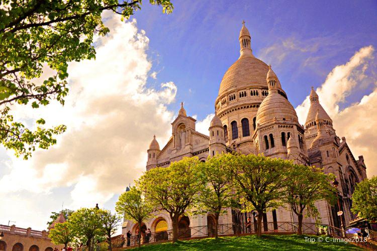Basilica of the Sacred Heart of Paris4