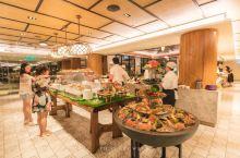 【面の美食】丹绒亚路香格里拉酒店的海鲜自助餐get