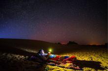 在印度沙漠露营观星是什么样的体验?