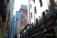 涂鸦巷是墨尔本最富有活力的地方之一