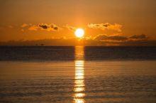黑马河看日出~感受旭日升起的美景