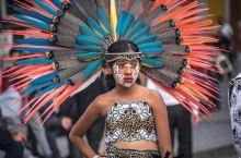 墨西哥城流亡的玛雅人