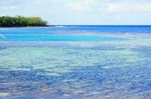 """七彩的海 大洋洲的岛国瓦努阿图对中国游客""""免签"""",可99%的中国人不会去那里,但我去了!一趟只从墨尔"""